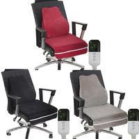 Electric Heating Pad Portable Foot Warmer Heating Pad Sofa Chair Warm Cushion Anti cold Electric Memory Cotton Heating Cushion