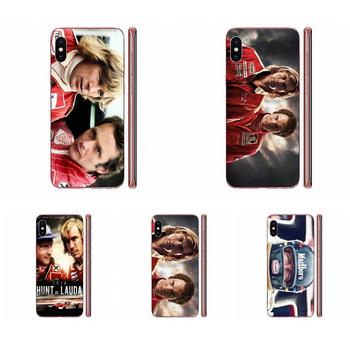 Soft Phone For Samsung Galaxy S20 S10 Plus 5G S20 Ultra S10e Samsung A51 A71 A40 A10 S7 S8 James Hunt Niki Lauda Competing image