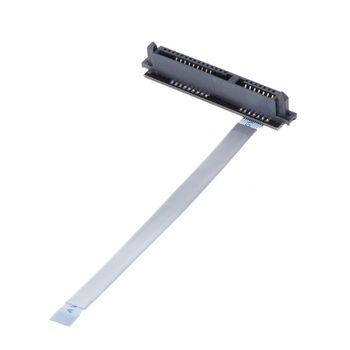 Para HP ENVY 15 15-j105tx 15-j Laptop DW15 HDD Cable SATA Disco Duro Cable conector flexible para HDD tarjeta adaptadora