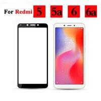 Für Xiaomi Redmi 5 6 Schutz Glas Film Auf Die Gehärtetem Glas 5a 6a ein a5 a6 Xiomi Xaomi Ksi xiaomi Schützen Bildschirm Abdeckung Telefon