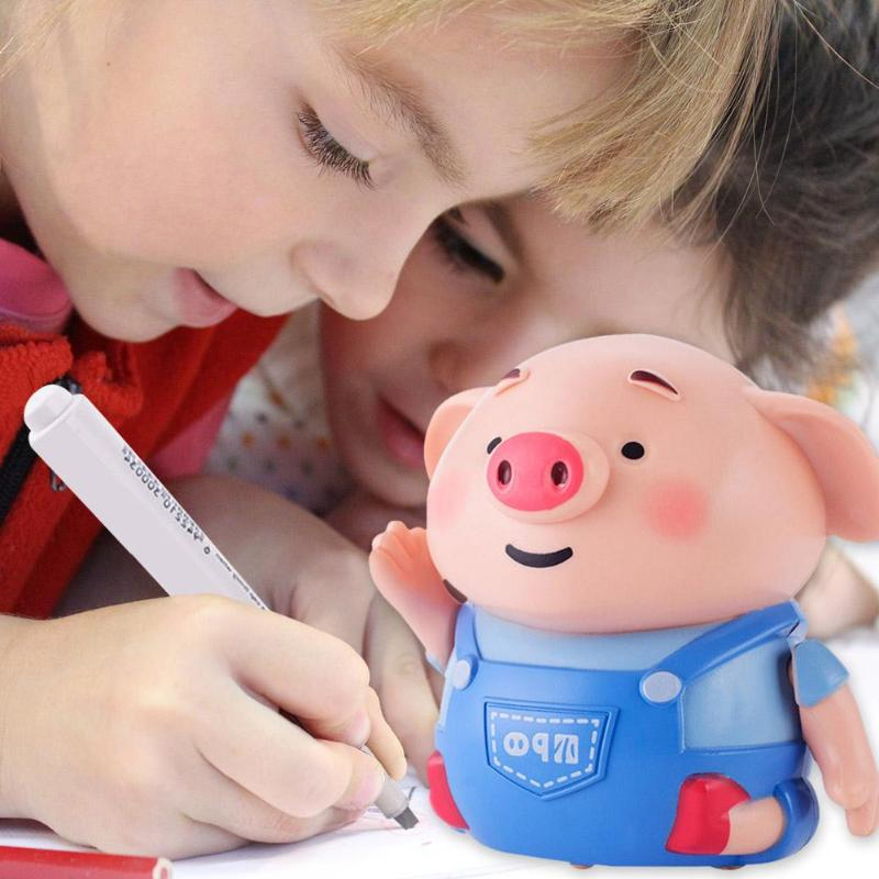 Scribing Induction With Pen Fine Plastics And Electronic Components USB Charging Automatic Induction Road Marking Pig