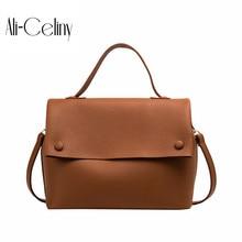 Брендовая Оригинальная дизайнерская большая женская сумка, новинка, корейская мода, Ретро стиль, Диагональная Сумка через плечо, широкополосная Сумка-тоут