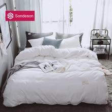 Sondeson Brief White Bedding…