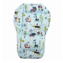 Stroller Accessories Baby Seat Universal Cotton Pad Thickening Wide Health Skin