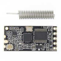 HC-12 433Mhz SI4463 Drahtlose Serielle Port Modul 1000m Ersetzen Bluetooth
