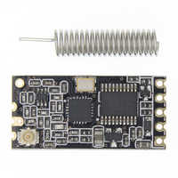HC-12 433Mhz SI4463 Wireless Serial Port Module 1000m Replace Bluetooth