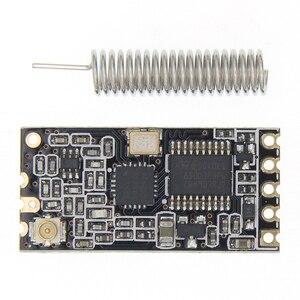 Image 1 - Модуль беспроводного последовательного порта SI4463, 433 МГц, 1000 м, Замена Bluetooth