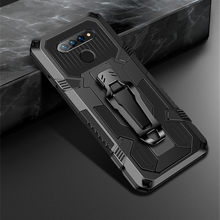Armure antichoc étui pour LG Stylo 6 Aristro 5 Pro K31 K41S K51 K51S K61 Stylo6 support hybride robuste couverture arrière Funda
