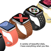 Smart watch 12 Series 5 44mm case 40mm Case 1:1 Smartwatch Heart Rate Monitor Wisrtwatch for Huawei Xiaomi Oppo iPhone