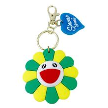 New creative Japanese sun flower keychain pendant student bag ornaments Key Ring gifts #TL1908065018