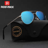 Gafas de sol polarizadas de aviación de tamaño pequeño UV400, gafas de sol clásicas de piloto de 54mm, caja original de gafas de sol para niños y niñas