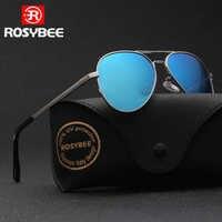 Petite taille polarisée aviation UV400 lunettes de soleil classique pilote 54mm marque garçon oculos de sol fille enfants lunettes de soleil boîte originale
