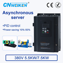 380v 11kw/15kw/18. 5kw Injection molding machine hydraulic press special inverter frequency conversion power saving controller wk600 injection molding machine inverter 380v 5 5kw 7 5kw injection molding machine power saving transformation controller