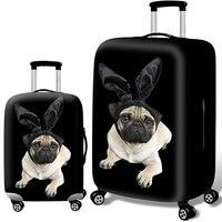 Tier Muster Verdicken Gepäck Abdeckungen Reise Trolley Koffer Schutzhülle Reise Zubehör für 18-32 zoll Kostenloser Versand