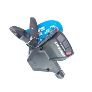 Image 4 - Shimano Deore 9 S Sl M520 M530 M590 St T660 Slx M660 9 S 27S 9 Speed Fiets Shifter lever Trigger Mtb Fiets Onderdelen Shifters Kabel