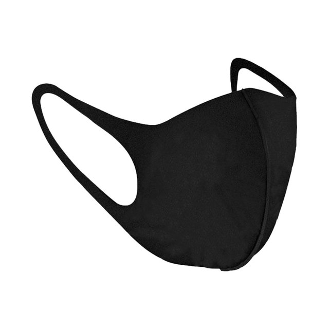 PM2.5 Anti Dust Mask Mouth Breath Valve Anti-Haze Activated Carbon Filter Respirator Mouth-Muffle Bacteria proof Flu Face Masks
