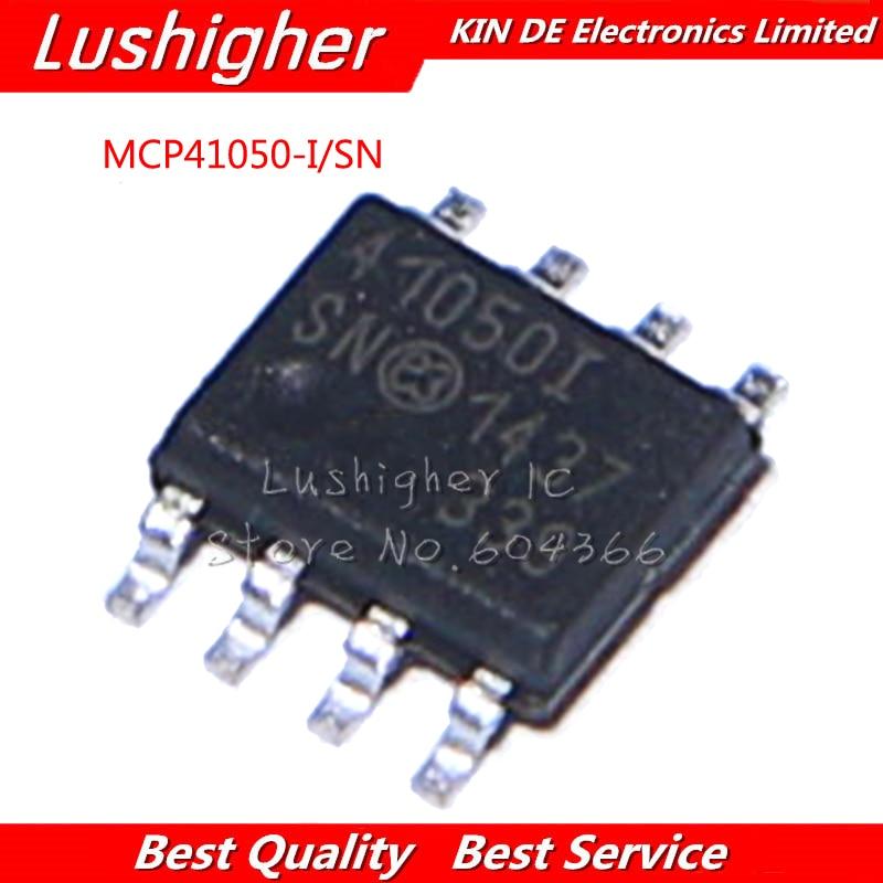 5pcs MCP41050-I/SN SOP-8 41050I SOP MCP41050 SOP8