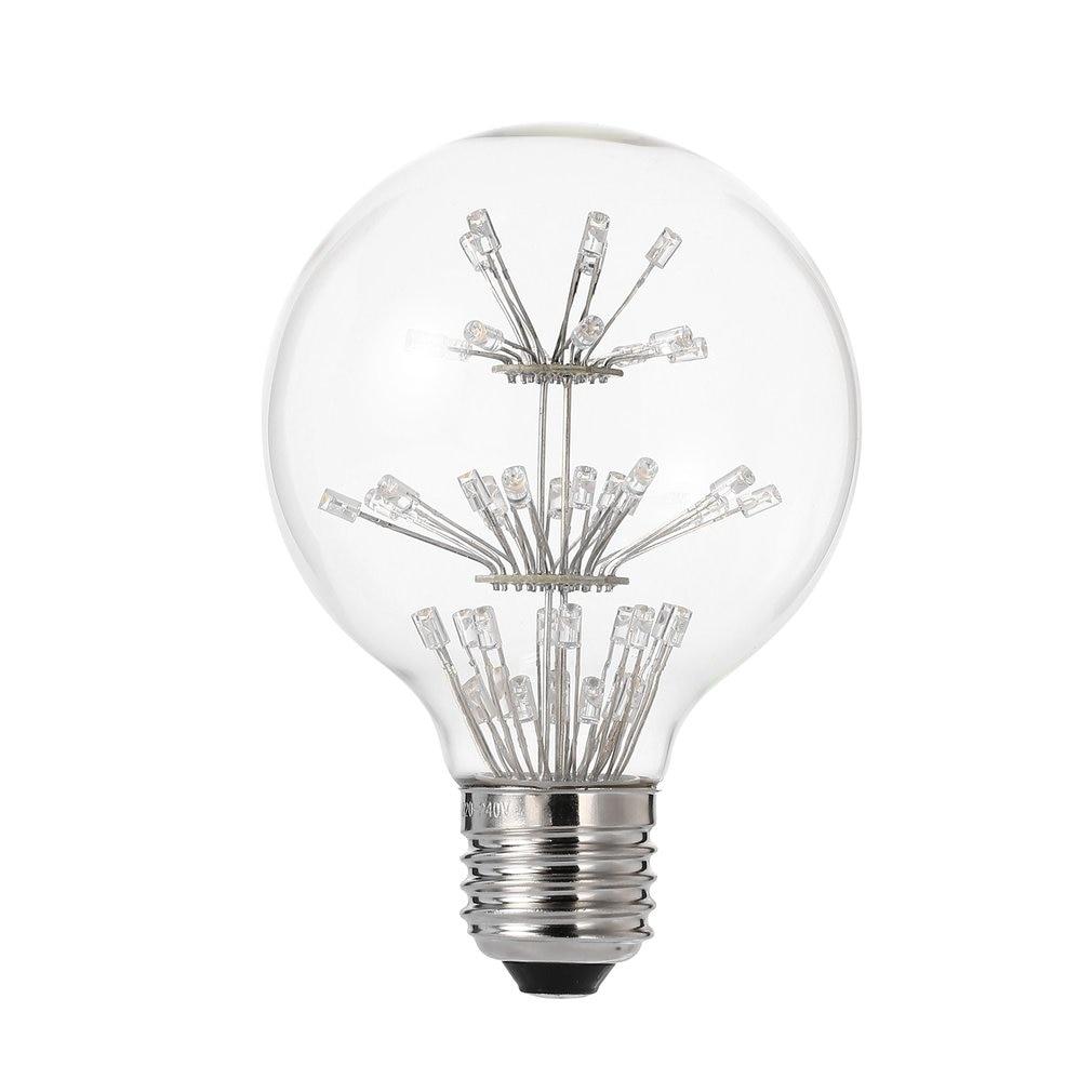 E27 Dimmable Round Led Light Bulb 220v
