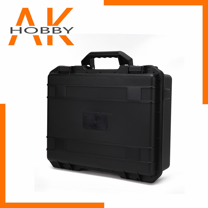 Mavic Air 2 Waterproof Explosion-proof Box Travel Case High Capacity for DJI Mavic Air 2 with Smart Controller Drone Accessories