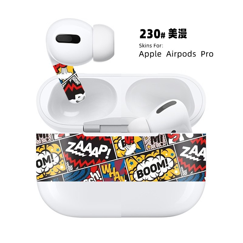 Paper Dust Guard for Apple AirPods Pro 69