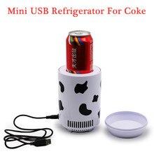 Mini geladeira geladeira carro usb portátil mini geladeira tanques de bebidas refrigerador refrigerador refrigerador móvel refrigerador elétrico do carro