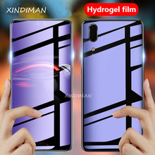 XINDIMAN 25D Front Hydrogel film for huawei magic2 back full coverage screen protector soft protective-Film