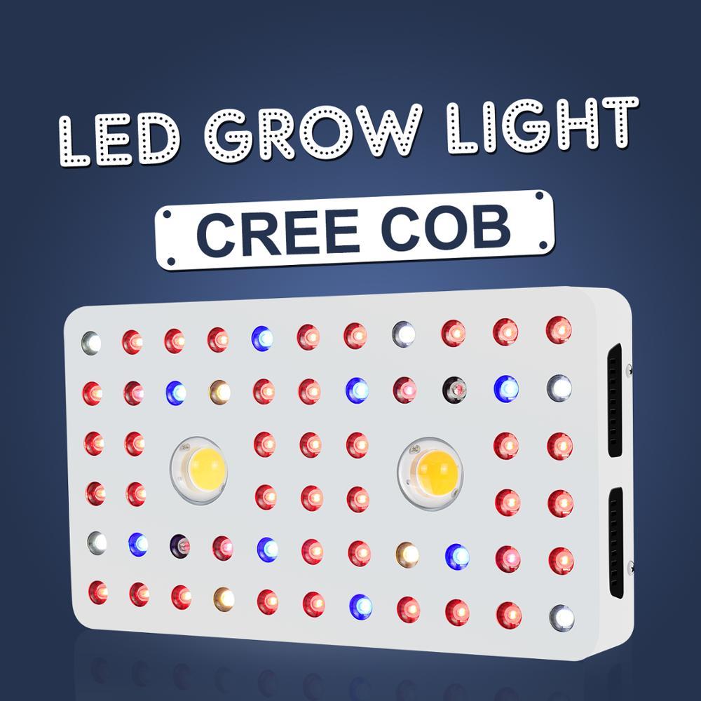Phlizon 1000W Wholesale grow led light for plants vegetation promotion full spectrum cob high pressure lamp