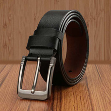 2019 New High Quality Genuine Leather Belt Luxury Designer Belts Men Fashion Strap Male Jeans For Man Cowboy Free