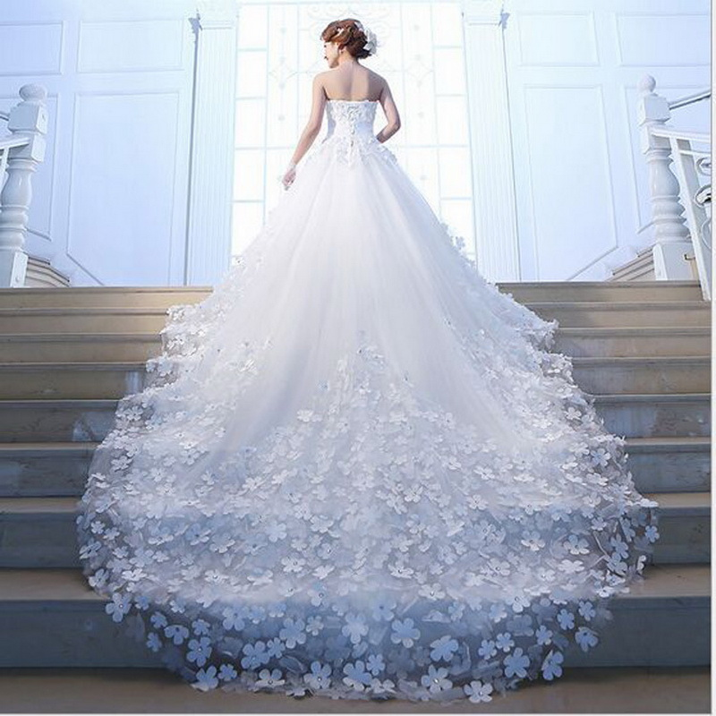 2018 Hot Sweetheart Sleeveless Royal Train Lace Up Floor Length Vestido De Noiva Robe De Mariage Mother Of The Bride Dresses