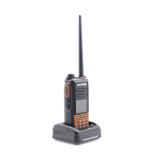 Image 4 - 2020 Baofeng DM X DM 760 GPS Dual Band Tier 1 & 2 Tier II Dual Zeit Slot DMR Digital Analog Walkie talkie Zwei Weg Radio