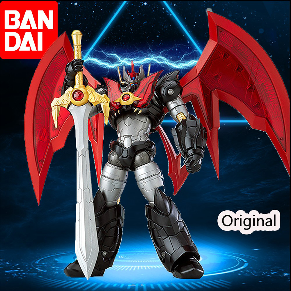 BANDAI GSC Gundam  MODEROID GOODSMILE MODEROID MAZINKAISER HAOU Action Figure Model Modification Deformable Toy Gift
