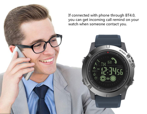 Image 4 - חדש Zeblaze VIBE 3 דגל מחוספס Smartwatch 33 חודש המתנה זמן 24h כל מזג האוויר ניטור חכם שעון עבור IOS אנדרואיד שעון