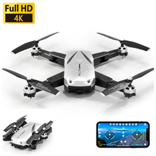 Mini Drone 4k Professional Camera RC Quadrocopter Flying Drone With Camera HD WiFi Fpv Long Battery Life RC Drones Mini Dron Toy