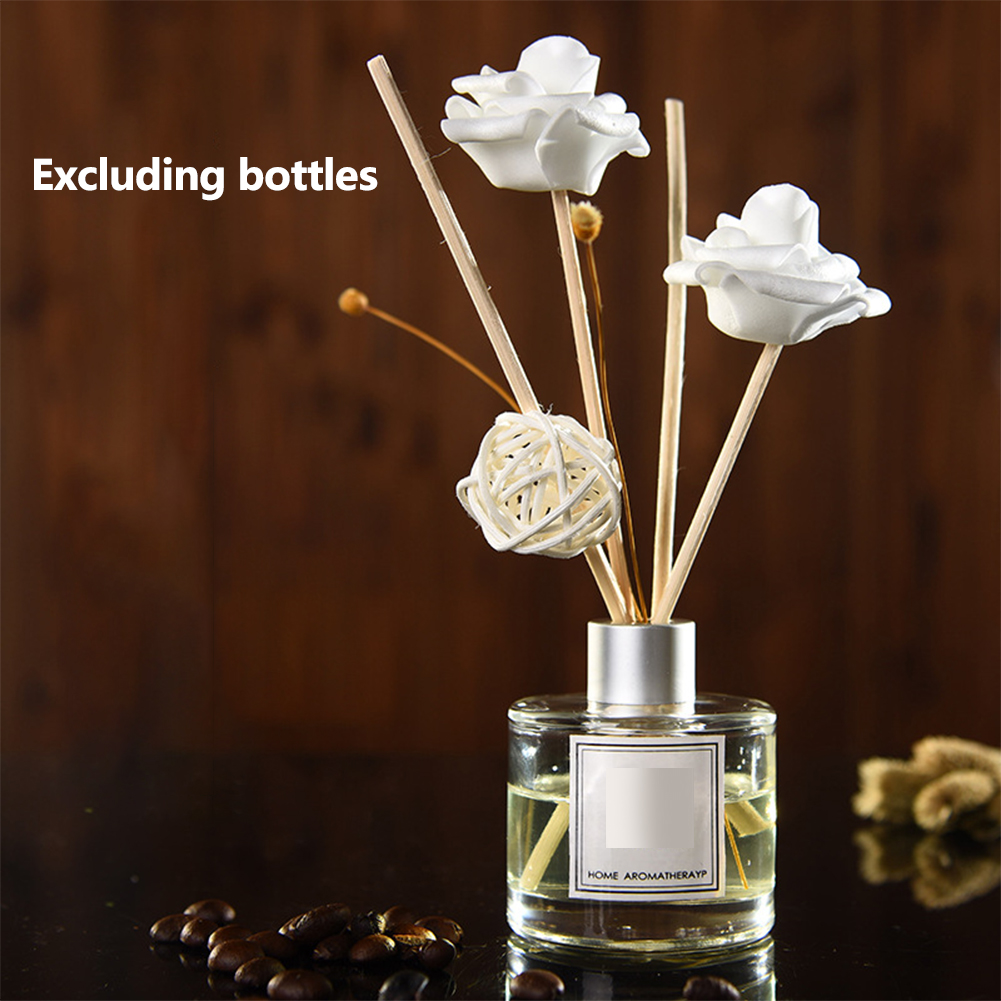 Refill For Fragrance Diffuser Replacement Accessories Party Home Natural Wedding Club Aromatic Stick Set Gift Bathroom Decor