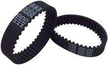 Industrial Timing Belt HTD 5M Rubber Timing Belt Closed-Loop 1110-1510Mm Length 15mm Width Industrial Timing Belt for 3D Printer