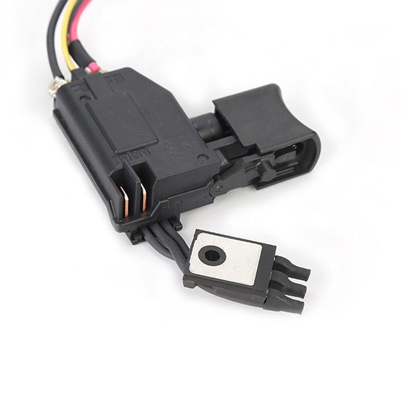 2020 New Metal Switching Unit Switch For Makita 650747-2 650731-7 650637-9 BHP BDF 446 445 BDF446 DHP456 DF456D Etc High Quality
