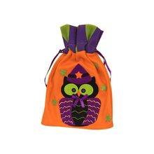 2019 New Favorable Cute Patterns Halloween Candy Bags Drawstring Storage Pouch Toy Gift Organizer