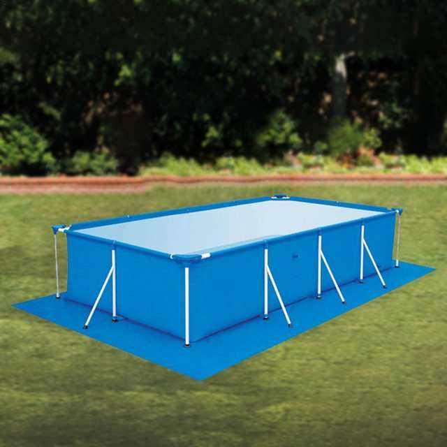 Online Shop 500*300CM Above Ground Pool Ground Cloth Pool