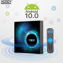 T95 H616 Wifi TV Box 6k 1080P HD Smart TV