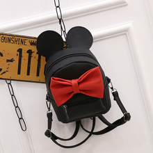Mickey Backpack Pu Leather…