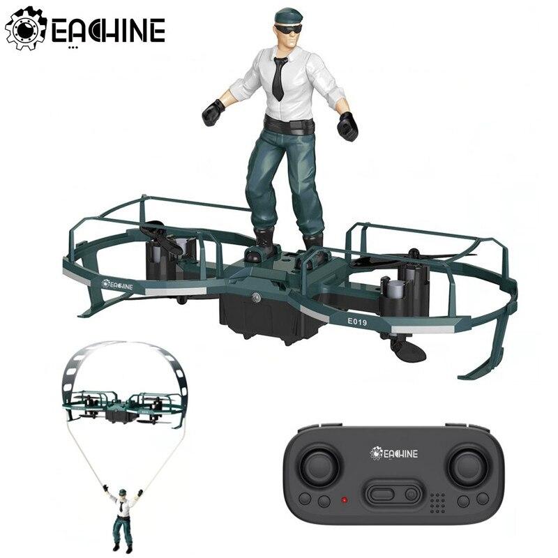 Квадрокоптер E019, 2 осевой, с дистанционным управлением, режим полета парапланера, режим удержания высоты, RTF|RC-вертолеты|   | АлиЭкспресс - Небанальные детские игрушки
