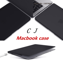 Laptop Case For Apple MacBook Air Pro Retina 11.6 12 13.3 15.4 inch for New Air Pro 13 A1466 A1932 A1989 A2159 with Touch Bar ID стоимость