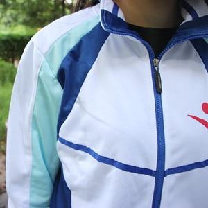 Image 5 - אנימה חינם! Iwatobi מועדון השחייה Haruka Nanase Cosplay תלבושות מעיל יוניסקס הסווטשרט תיכון ספורט ללבוש עבור גברים נשים יוניסקס