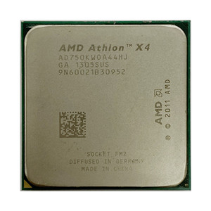 AMD Athlon X4 750K 750 3.4 GHz Duad-Core CPU Processor AD750KWOA44HJ Socket FM2+