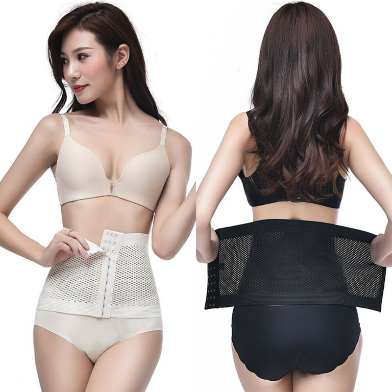 Waist Trainer Cincher Body Shaper Women Shapewear Tummy Control Slimming Corset