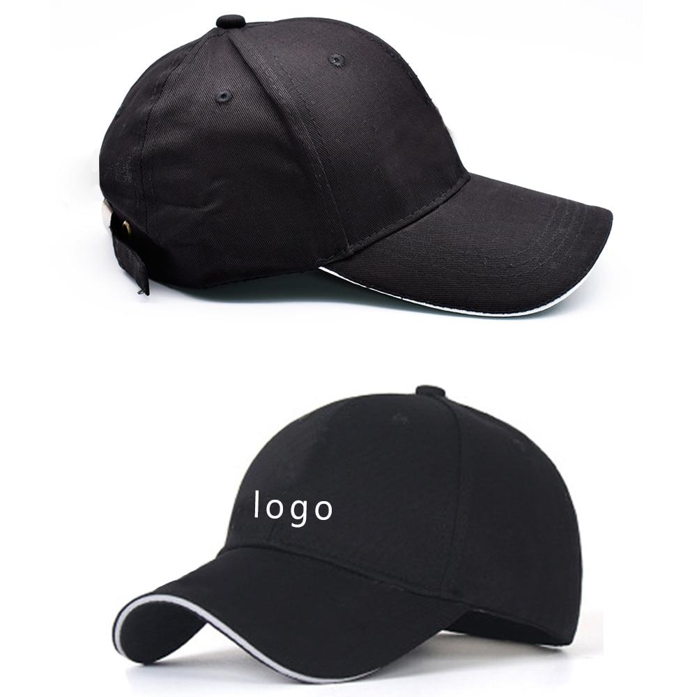 Car Logo Emblem Hats Sunhat Baseball Cap For Cadillac XT4 XT5 XT6 SRX ATS CTS XTS CT6 XLR All Models Sunscreen UV Protection Hat