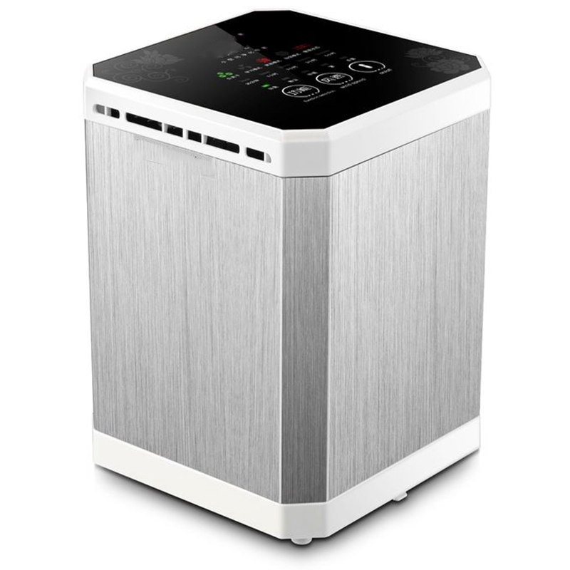 SANQ Ionizer Air Purifier Negative Ionizer Timing Quiet Activated Carbon Air Purifier For Home Office Remove Formaldehyde Smoke