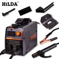 HILDA Welding Equipment Arc Welders Portable Welding Machine Efficient Inverter ARC Welder 220V DC for Home Beginner