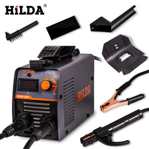 Hilda Welder Welding-Machine for Home Beginner Inverter Efficient ARC Portable 220V DC