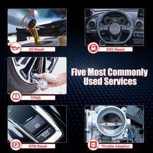 Image 2 - LAUNCH – outil de diagnostic automobile professionnel CRP129i, lecteur de Code OBD2, SAS, SRS, EPB, Service de réinitialisation de lhuile